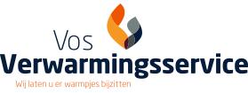 Vos Verwarmingsservice Logo